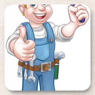 Porta Copos Ferramenta do Trowel do trabalhador da construção