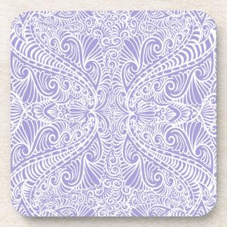 Porta Copos Fluxo elegante do Lilac