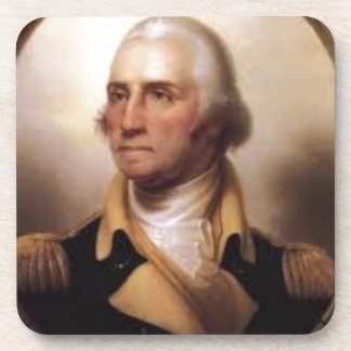 Porta Copos George Washington