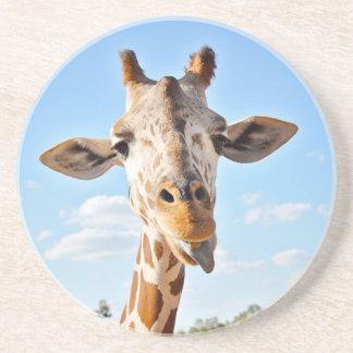 Porta-copos Girafa parvo