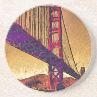 Porta-copos Golden gate bridge