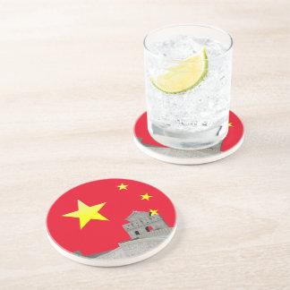 Porta-copos Grande Muralha de China