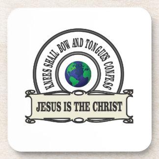 Porta Copos Homem do salvador do cristo de Jeus