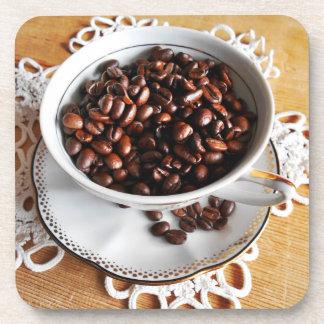Porta Copos Hora para uma chávena de café
