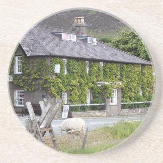 Porta-copos Hotel da Caneta-y-Gwryd, Wales, Reino Unido