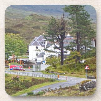Porta Copos Hotel de Sligachan, ilha de Skye, Scotland
