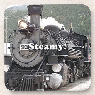 Porta Copos Húmido!: cozinhe o motor do trem, Colorado, EUA 8