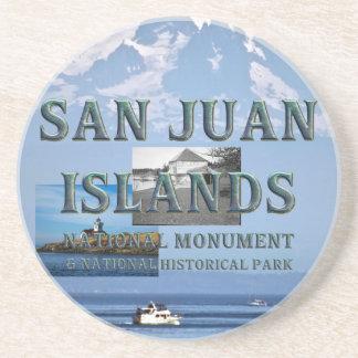 Porta-copos Ilhas de ABH San Juan