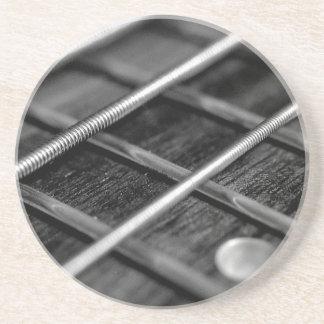 Porta-copos Instrumento do som da rocha da música da guitarra