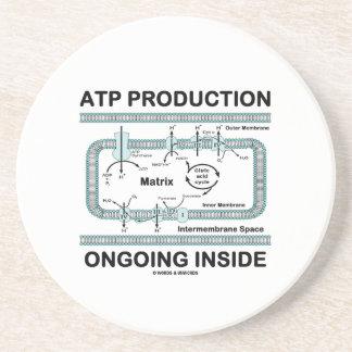 Porta-copos Interior em curso da produção do ATP