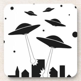 Porta-copos Invasão do UFO