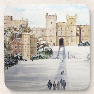 Porta Copos Inverno no castelo de Windsor pelo Greenfield de
