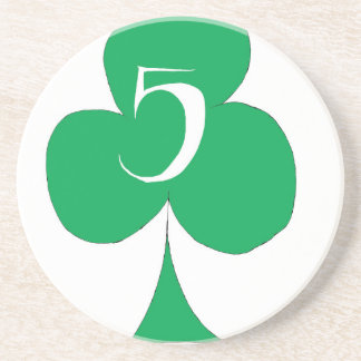 Porta-copos Irlandês afortunado 5 dos clubes, fernandes tony