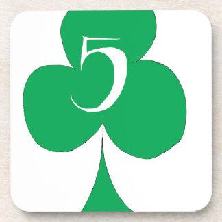 Porta Copos Irlandês afortunado 5 dos clubes, fernandes tony