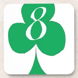 Porta Copos Irlandês afortunado 8 dos clubes, fernandes tony