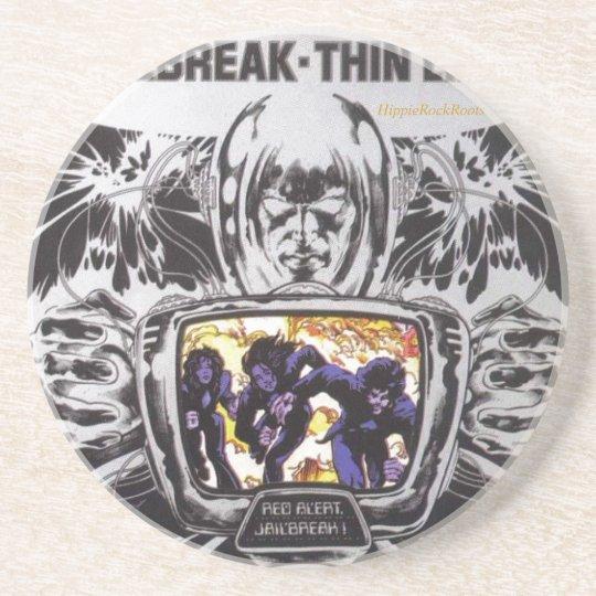 Porta-copos Jailbreak Thin Lizzy HippieRockRoots