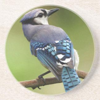 Porta-copos Jay azul