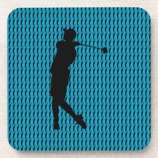 Porta Copos Jogador de golfe