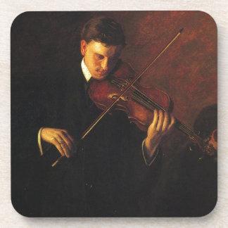 Porta Copos Jogador do violino