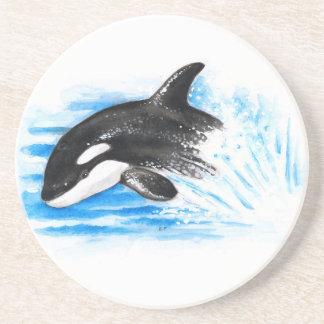 Porta-copos Jogo da orca