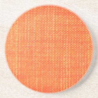 Porta-copos Laranja Textured