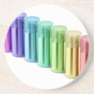 Porta-copos Latas de pulverizador coloridas do aerossol