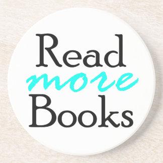 Porta-copos Leia mais livros