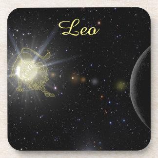 Porta Copos Leo brilhante