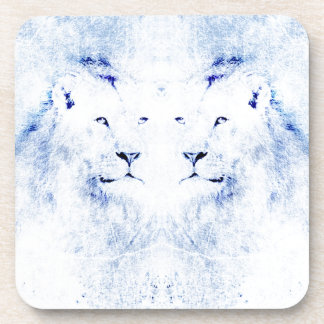Porta Copos leões
