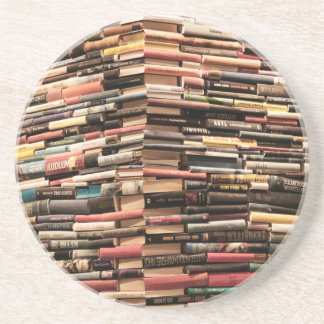 Porta-copos Livros