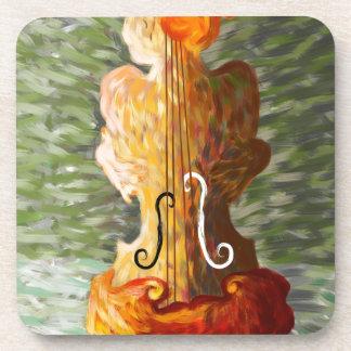 Porta Copos Lonessia V1 - beleza do violino