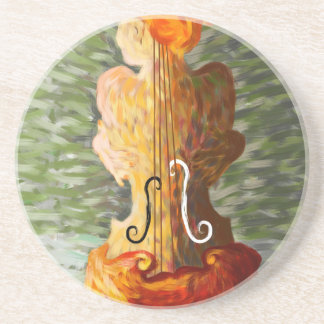 Porta-copos Lonessia V1 - beleza do violino