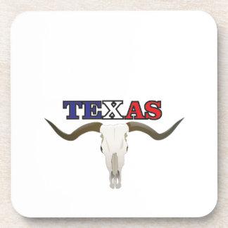 Porta-copos longhorn inoperante de texas