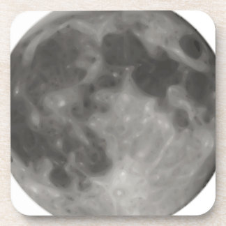 Porta Copos Lua cheia