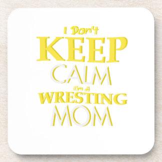 Porta Copos Luta do Wrestle da mamã da luta engraçada
