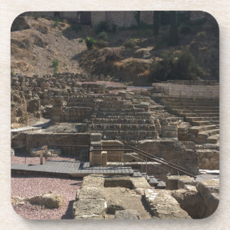 Porta Copos Malaga; anfiteatro