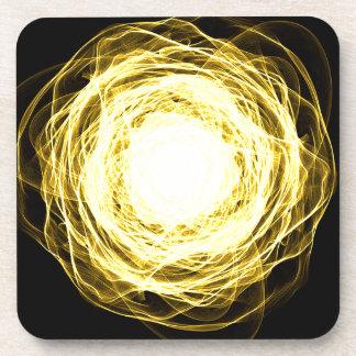 Porta Copos Mandala da iluminação