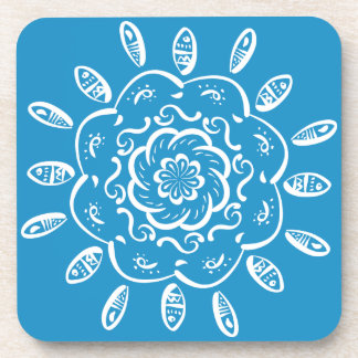Porta Copos Mandala do Bluebird