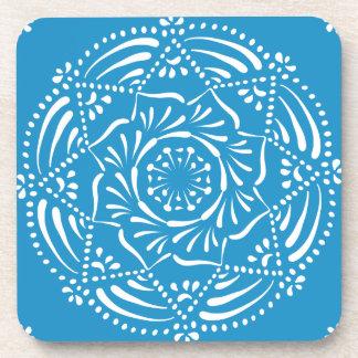Porta-copos Mandala do Bluebird