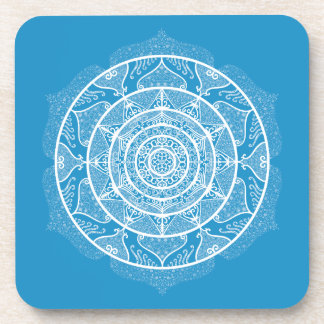 Porta Copos Mandala do Bluebird