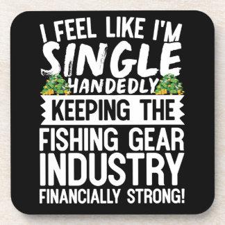 Porta Copos Mantendo a indústria de pesca financeira forte
