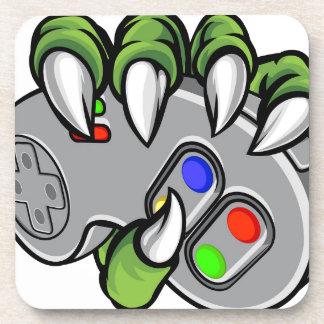Porta-copos Mão do monstro que guardara o controlador do video