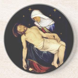 Porta-copos Mary que guardara Jesus