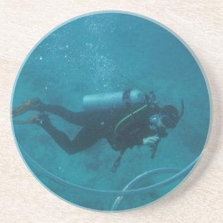 Porta-copos Mergulhador de mergulhador de Havaí