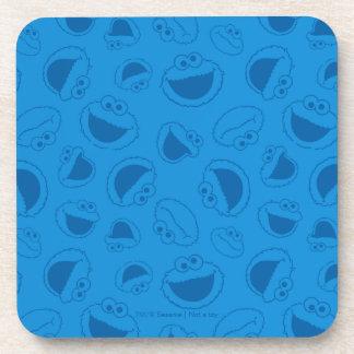 Porta-copos Monstro do biscoito | mim teste padrão azul