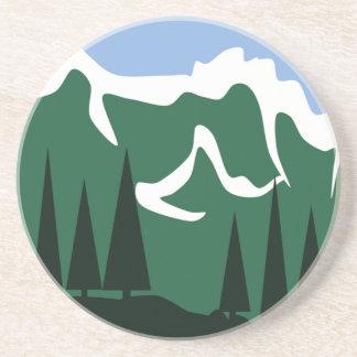Porta-copos Montanha