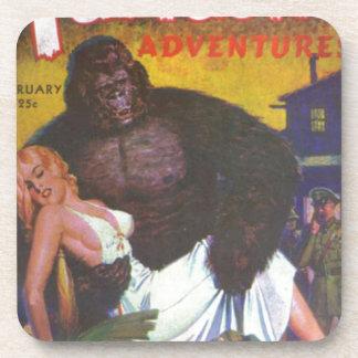Porta-copos Namorado do gorila