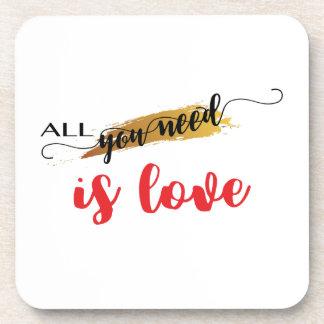 Porta Copos Namorados do Todo-você-necessidade-estar-Amor