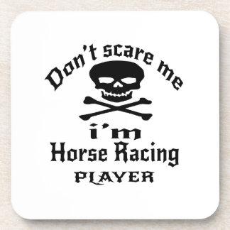 Porta Copos Não faz o susto mim que eu sou jogador da corrida