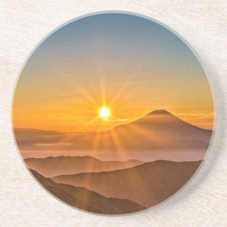 Porta-copos Nascer do sol